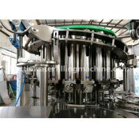China Automatic Pet Bottle Capping And Edible Oil Filling Machine 1900x1800x2200mm wholesale