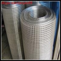 China welded metal wire mesh/316  316L stainless steel welded wire mesh wholesale