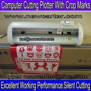 China Boat Lettering Cutter 24'' Cutting Plotter Vinyl Sticker Cutter 630 Vinyl Graphic Cutter wholesale