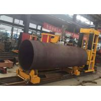 China Professional Industrial CNC Pipe Cutting Machine 5000mm/ Min Max Speed wholesale