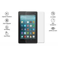 China 2.5D Round Edge Kindle Fire Hd 7 Screen Protector Tempered Glass 0.33mm wholesale
