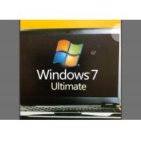 China Computer System Microsoft Windows 7 Ultimate SP1 Customized Language wholesale