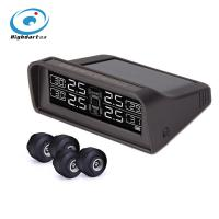 China Wireless Tire Pressure And Temperature Monitoring System For Car / Light Truck wholesale