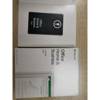 China Key Card Included Microsoft Office 2019 Home And Business CD-KEY 1PC Valid For Lifetime wholesale