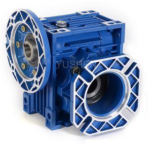 China Flender Like Aluminium Alloy Worm Wheel Drive Worm Gear Box for Crane wholesale