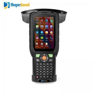 China Long Range Antenna Handheld UHF RFID Reader Wireless Fingerprint Reader Battery wholesale