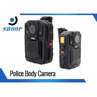 China 33MP Infrared Cops Should Law Enforcement Wear Body Cameras WIFI Multi - Function wholesale