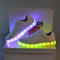 China Waterproof USB charger Led Shoe Strip , 3 years warranty flexible led light strips 3528 wholesale