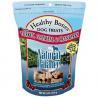 China Self Standing Zipper Lock Plastic Pet Food Bags For Animal Bones / Snacks wholesale