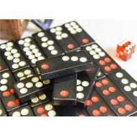 China Luminous Marked Pai Gow Tiles Cheating Device For Pai Gow Games wholesale