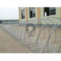 China Razor Wire for Security Fence Razor Wire, Barbed Tape, Concertina Wire, Security Wire, Fence Wire, Razor Barbed Wire on sale