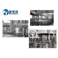 High Technology Soda Beverage Soft Drink Filling Machine Energy Saving