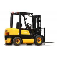 China High Rack Warehouse Diesel Powered Forklift Automatic Lift Truck 4T Capacity wholesale