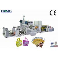 China Double Station Automatic Changing Rolls Laminating Film Machine High Precision wholesale