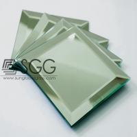 China clear silver mirror glass panel 2mm 3mm 4mm 5mm 6mm wholesale