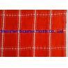 China Plaid Design Cupro Viscose Polyester Yarn Dyed Shirt Fabric wholesale