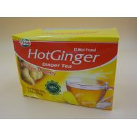 Soft Honey Tea Ginger Instant Drink Powder Particle Calorie Free 10 G * 20 Pcs
