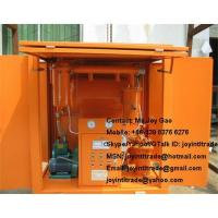 China Vacuum Transformer Oil Purifier/Oil Filtration/Oil Recycling/Oil Regeneration Machine (Series ZY) wholesale