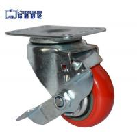 China Light-duty PU Korean Caster wholesale