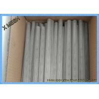 China T304 Stainless Steel Metal Wire Mesh Filter Cylinder 7cm Outer Diameter For Oil Filtration wholesale