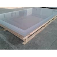 Transparent 60mm - 80mm PMMA Extruded Acrylic Sheet Clear Cast Furniture