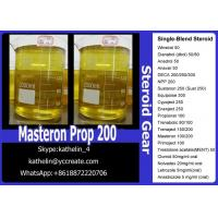 China Single Blend Injectable Anabolic Steroids Injection Oil Masteron 200 / Drostanolone Propionate 200mg/ml wholesale