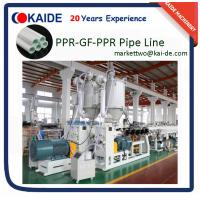 China Multilayer PPR Pipe Extrusion Machine/ Glassfiber PPR Pipe Making Machinery/China ppr pipe machine on sale