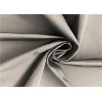 China 44%P 56%C Coated Polyeater Cotton-feel Anti-Cracking Twill Memory Outdoor functional Fabric For Winter Wear wholesale