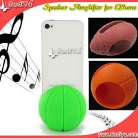 China Newest design mini speaker silicone speaker for iphone  wholesale