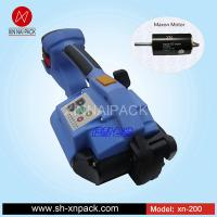 China Xn-200 High Tensioning Powered Plastic Strapping Machine wholesale