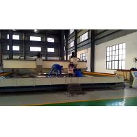 China high speed CNC drilling machine for big wind tower flanges 8mx8m, model TLMZ8080 wholesale
