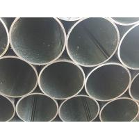 China ASTM A53 Galvanized Steel Pipe / Precision Seamless Pipe Bundle Packing With PP wholesale