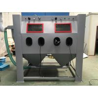 China Large Machine Pressure Blast Cabinet Environmental Friendly ISO9001:2008 wholesale