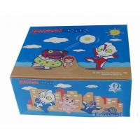 China custom product packaging boxes E-flute corrugated cardboard toy box recycling wholesale
