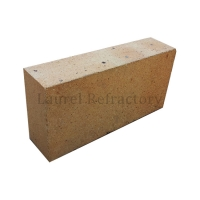 China Fire Clay Brick Big dimension refractory bricks Fire proof for furnace kilns , pizza oven wholesale
