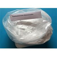 China Testosterone Decanoate Test Deca Raw Steroid Powders CAS 5721-91-5 wholesale