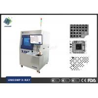 Buy cheap Unicomp Electronics High Resolution PCBA X-Ray Efficient Inspection for BGA Void from wholesalers