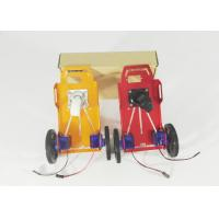 Buy cheap 2WD Science Toys Robotic Platform Multi-function Robotic Car Kits -A Micro dc from wholesalers