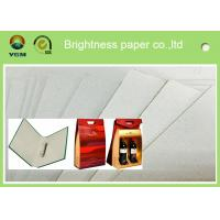 China Offset Printing Grey Chipboard Paper For Package Box 100% Recyclable wholesale