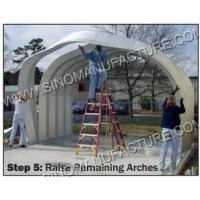 China Steel Arch Span Building wholesale