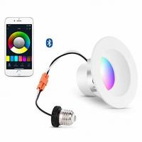 Buy cheap Environmental Protection Bluetooth Led Downlights With High Optical Efficiency from wholesalers