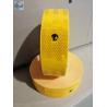 China Semi Trailer ECE 104 Reflective Tape , Automotive Yellow Retro Reflective Tape wholesale