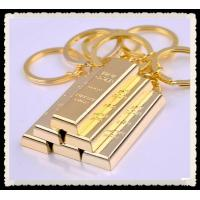 China 24K Gold Plated Jewelry , Fine Solid Gold Bar PENDANT Gold Bar Necklace wholesale