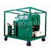 China Sino-nsh VFD transformer Oil Purification plant on sale