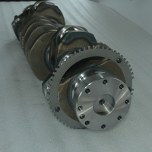 China 3965008 Diesel Engine Crankshaft Assembly Construction Machinery Part wholesale