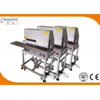 China Pcb Pneumatically Driven Depanel Tool, Motorized Linear Blade Adjustable Pcb Depanelizer on sale