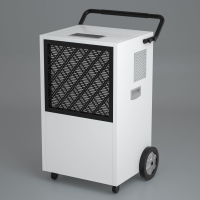 China R410A 90L Per Day Commercial Portable Dehumidifier For Warehouse wholesale