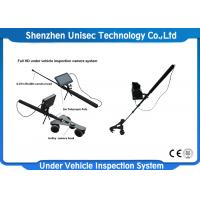 Buy cheap UV 260 Vehicle Inspection Camera System 7 Inch DVR System Under For Security Checking from wholesalers