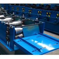 China Building Material Roofing Ridge Cap Roll Forming Machine Steel Tile Type wholesale