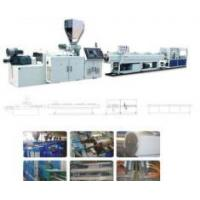 China PVC Twin Pipe Extrusion Line wholesale